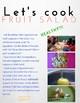 COOKING FRUIT SALAD ESL