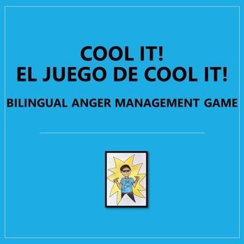 COOL IT!/El Juego de COOL IT!- Bilingual Anger Management Game