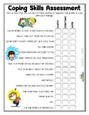 COPING SKILLS ASSESSMENT