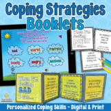COPING STRATEGIES Self-Regulation Slides and Feelings Book