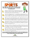COPING WITH ANGER...IN SPORTS