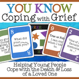 COPING with GRIEF *UNO® inspired Card Game to Cope with De