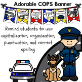 COPS Writing Strategy Anchor Chart Banner