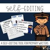 Writing Self-Editing Tool- COPS