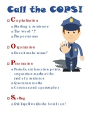 COPS Editing Checklist