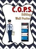 COPS Editing Poster