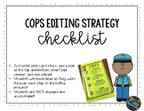 COPS Editing Strategy