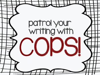 COPS Mini Posters
