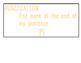 COPS - Writing - Goal Setting - Common Core - Capitalizati