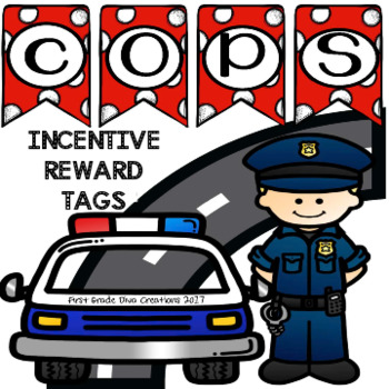 COPS Writing Strategy Brag Tags
