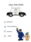 COPS writing Anchor Chart