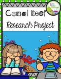 CORAL REEF Research/Report Project Booklet