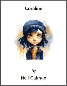 Coraline by Neil Gaiman -  (Reed Novel Studies)