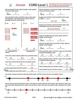 CORD Levels 1-5