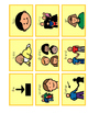 Classroom CORE Book-PRONOUNS & PEOPLE (AAC, Natural Aided Language)