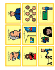 Classroom CORE Book-PRONOUNS & PEOPLE (AAC, Natural Aided