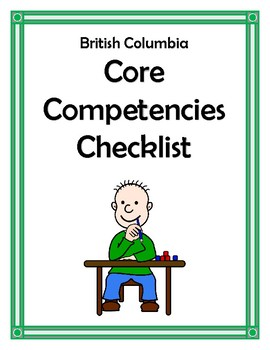 CORE COMPETENCIES CHECKLIST FOR REPORT CARDS