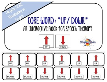 CORE Vocab Practice Spring Themed