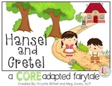 CORE Words AAC Hansel and Gretel