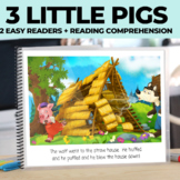 Emergent Reader The Three Little Pigs