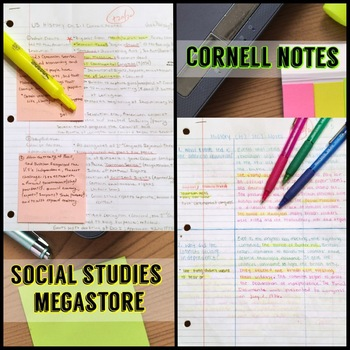 CORNELL NOTES FORM FREE