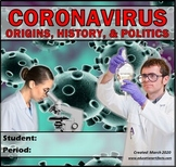CORONAVIRUS: Viruses, Treatment, Origins, History & Politi