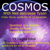 COSMOS A Spacetime Odyssey Neil degrasse Tyson- Entire Series