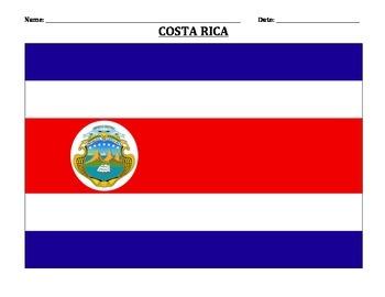COSTA RICA UNIT (GRADES 4 - 7)