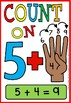 COUNT ON AND COUNT BACK POSTERS