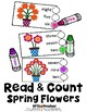 COUNT READ SPRING FLOWERS (PAINT DABBER FUN)