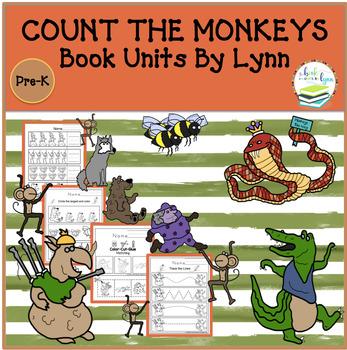 COUNT THE MONKEYS  BOOK UNIT