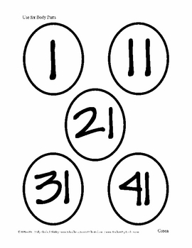 COUNT-a-pillar Math  - Improve Number Sense!