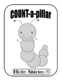 COUNT-a-pillar Math  - Improve Number Sense!