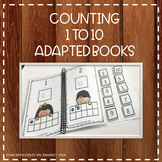 COUNTING 1 TO 10 ADAPTED BOOK