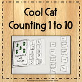 COUNTING 1 TO 10 ADAPTED BOOK, MINI BOOKS & FLIP BOOKS