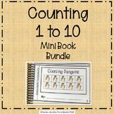 COUNTING 1 TO 10 MINI BOOK BUNDLE