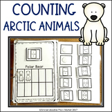WINTER COUNTING 1 TO 10 ARTIC ANIMALS