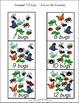 COUNTING BUGS POCKET BOOKLET 1 TO 12