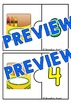 FIRST WEEK OF KINDERGARTEN CRAYON THEME COUNTING (BACK TO SCHOOL ACTIVITY PREK)