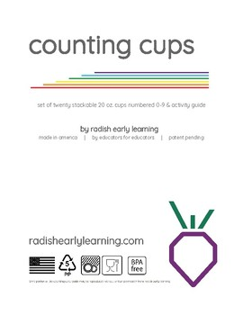 COUNTING CUPS JUST THE GUIDE