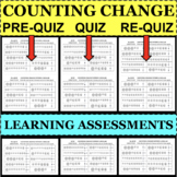 COUNTING MONEY Coins & Change QUIZZES 3 Forms Learning Ass