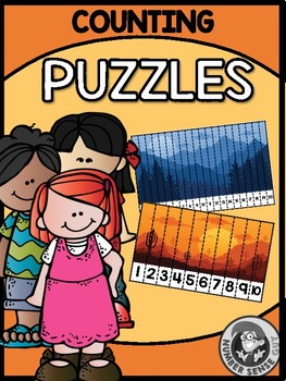 COUNTING PUZZLE PACK