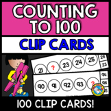 COUNTING TO 100 BY ONES (100TH DAY OF SCHOOL ACTIVITY KINDERGARTEN)