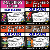 COUNTING TO 100 ACTIVITIES (100TH DAY OF SCHOOL KINDERGART