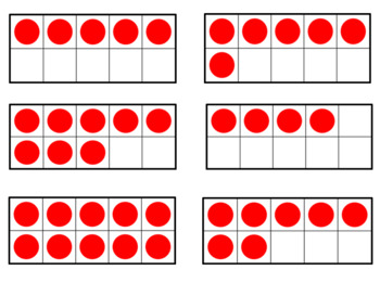 COUNTING WITH TEN FRAMES