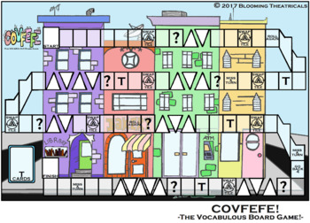 COVFEFE! -the Vocabulous Board Game!-
