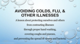 COVID-19 Illness Prevention Handwashing Hygiene Covering L