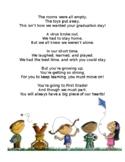 COVID-19 Kindergarten graduation poem