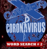 CORONAVIRUS-COVID 19 PANDEMIC (WORD SEARCH #2) (DISTANCE L