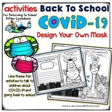 COVID-19 - Return to School -❤️Editable